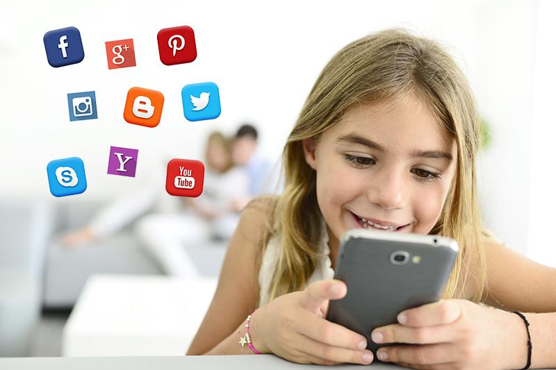 Panduan Menggunakan Media Sosial Yang Ada di Inggris
